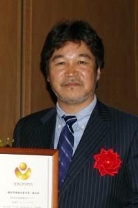 株式会社 港南植木ガーデン 代表取締役 笠原和弘